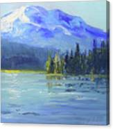 From Sparks Lake Canvas Print