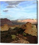 From Sunset Point 2 Canvas Print