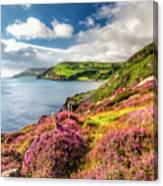 From Torr To Cushendall Canvas Print