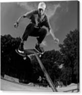 Front Board Jam Canvas Print