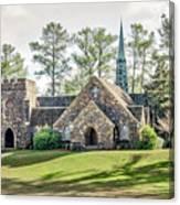 Frost Memorial Chapel Canvas Print