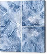 Frostwork ...2584 Canvas Print