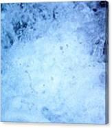 Frozen Iv Canvas Print