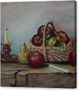 Fruit Basket - Lmj Canvas Print