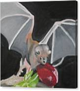 Fruit Bat Canvas Print