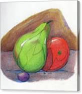 Fruit Still 34 Canvas Print