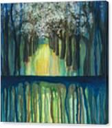 Fruit Trees #5 Canvas Print