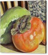 Fruits Of Autumn Canvas Print