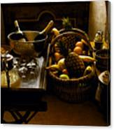 Fruits Of France Canvas Print