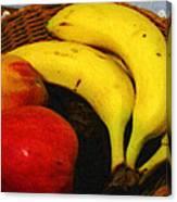 Frutta Rustica Canvas Print