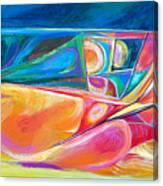 F.R.Wave Canvas Print