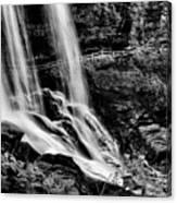Fry Falls Overlook Canvas Print