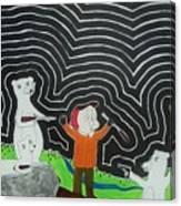 Fudd Canvas Print
