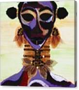 Fulani Canvas Print