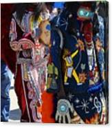 Full Costume Canvas Print