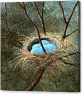 Full Nest Canvas Print