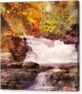 Fuller Falls Canvas Print