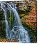Fulmer Falls - Childs State Park Canvas Print