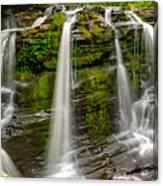 Fulmer Falls Canvas Print