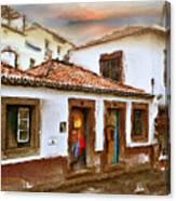 Funchal Canvas Print