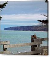 Fundy View Canvas Print