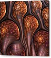 Funghi Flow Canvas Print
