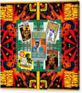 Funk Back Take It Back Canvas Print