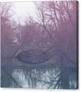 Funky Bridge  Canvas Print