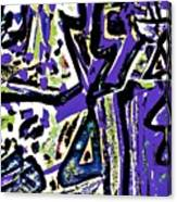 Funky Pop-15 Canvas Print