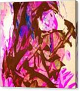 Funny Little Handy Person Canvas Print