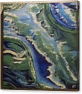 Furfilment Canvas Print