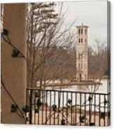 Furman Bell Tower 1 Canvas Print