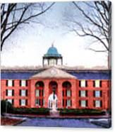 Furman University Judson Hall  Canvas Print