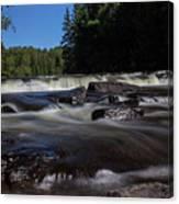 Furnace Falls - Minden Hills Canvas Print