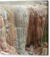 Furnas Hot Springs Canvas Print