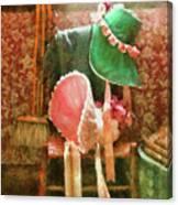 Furniture - Chair - Bonnets  Canvas Print