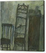 Furniture Canvas Print