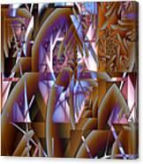 Future Gothic Canvas Print