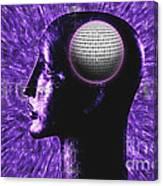 Futuristic Communications Canvas Print