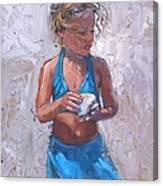 Gabby Canvas Print