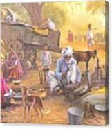 Gadiya Luhar Canvas Print