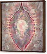 Gaia Goddes Of The Earth Canvas Print