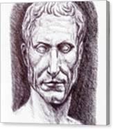 Gaius Julius Caesar Canvas Print