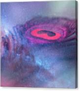 Galactic Eye Canvas Print