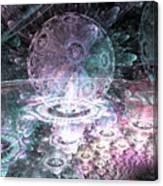 Galactic Nights Canvas Print