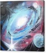 Galaxy 2.0 Canvas Print