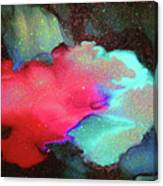 Galaxy 3 Canvas Print