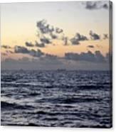 Galveston Tx 331 Canvas Print