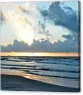 Galveston Tx 360 Canvas Print