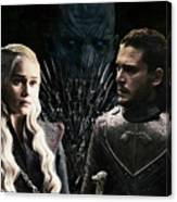 Game Of Thrones. Canvas Print